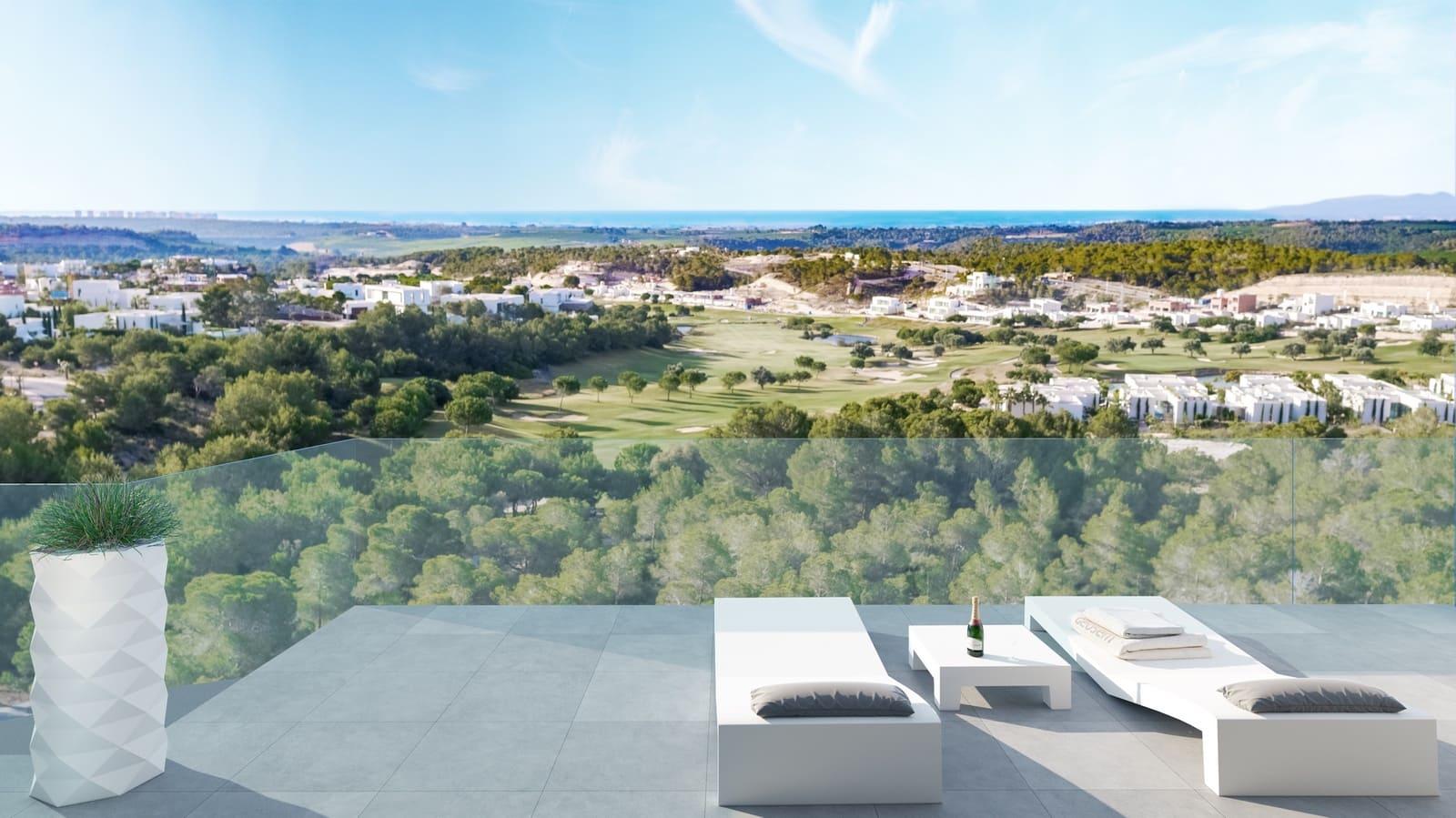 Apartamento de 3 habitaciones en Las Colinas Golf en venta con piscina garaje - 395.000 € (Ref: 4725495)