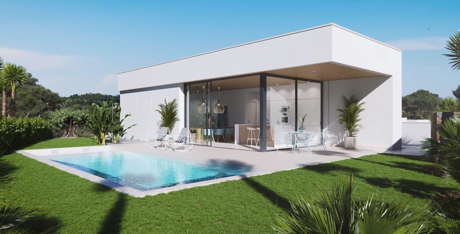 Chalet de 3 habitaciones en Las Colinas Golf en venta con piscina garaje - 640.000 € (Ref: 4760124)