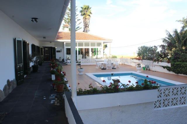 3 soveværelse Byhus til salg i El Tanque med swimmingpool - € 390.000 (Ref: 6049696)