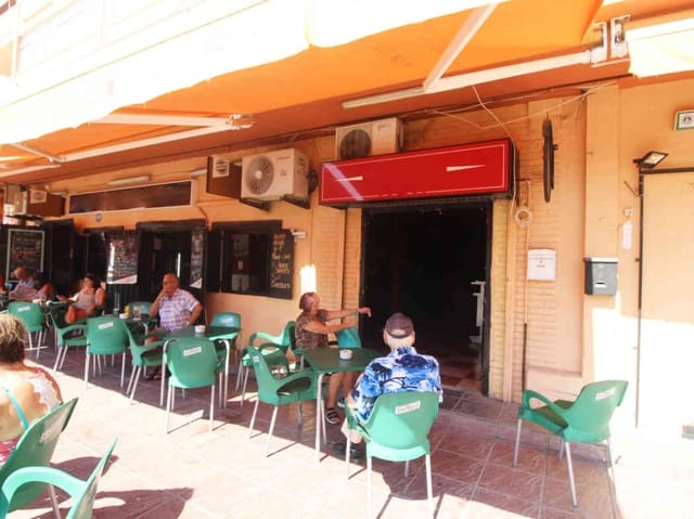 Restaurang/Bar till salu i Benalmadena - 9 950 € (Ref: 4883162)