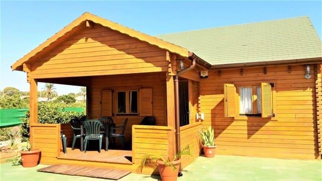 2 sypialnia Dom drewniany na sprzedaż w Denia z basenem - 245 000 € (Ref: 5952378)
