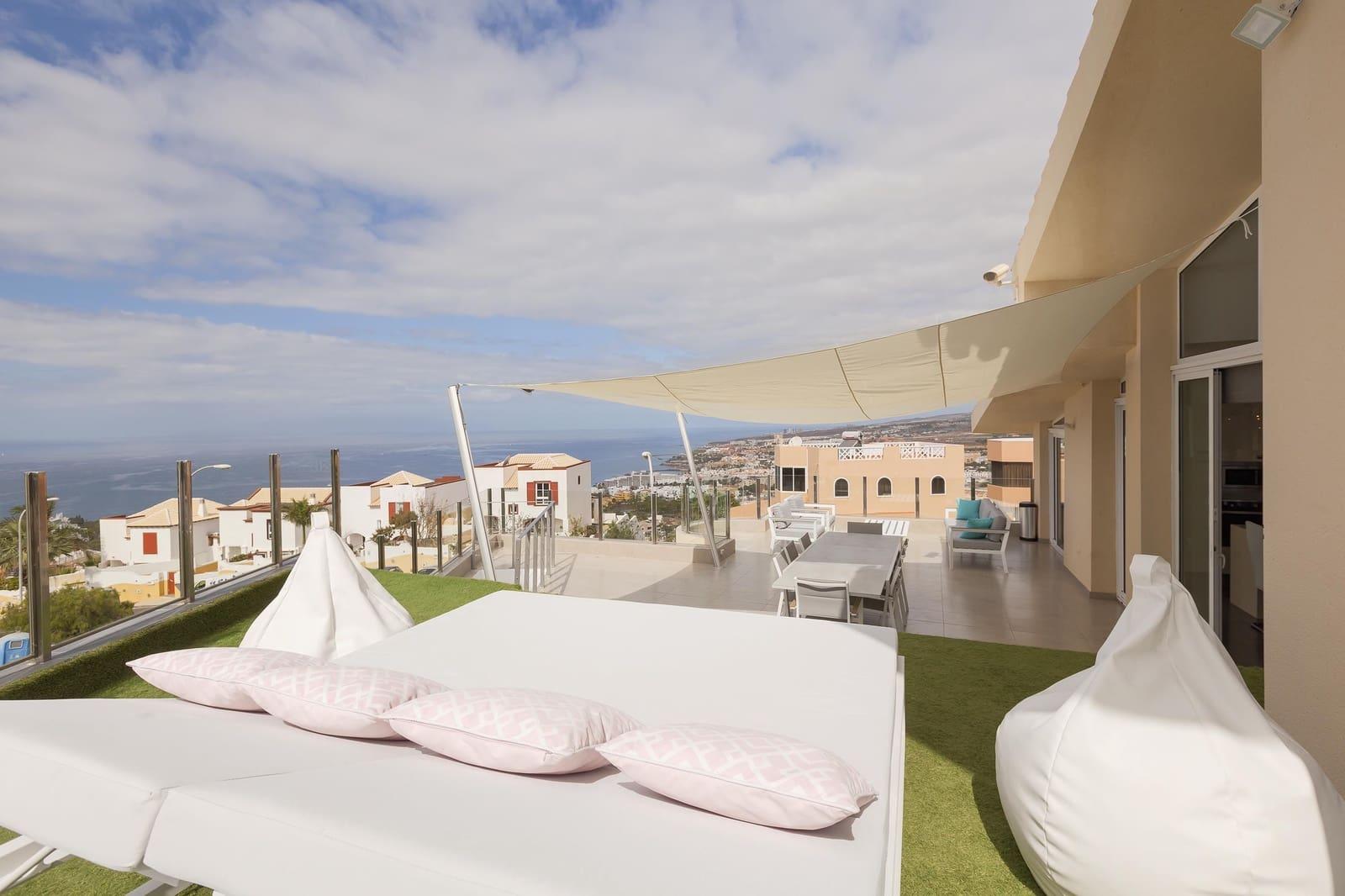 5 chambre Appartement à vendre à Costa Adeje - 1 050 000 € (Ref: 6037805)