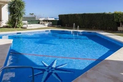 3 sovrum Lägenhet att hyra i Marbella med pool garage - 1 500 € (Ref: 4829578)