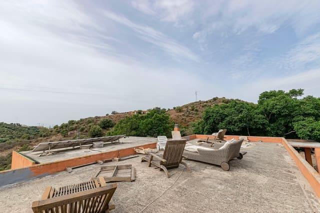 6 chambre Finca/Maison de Campagne à vendre à Las Chapas - 250 000 € (Ref: 5898294)