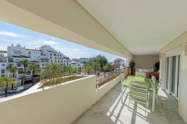 3 soveværelse Lejlighed til salg i Puerto Banus med swimmingpool garage - € 1.200.000 (Ref: 6027459)