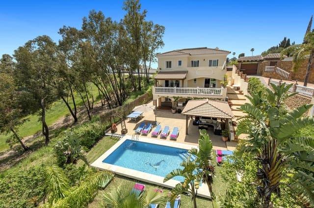 5 sovrum Villa att hyra i Campo Mijas - 3 500 € (Ref: 6261179)