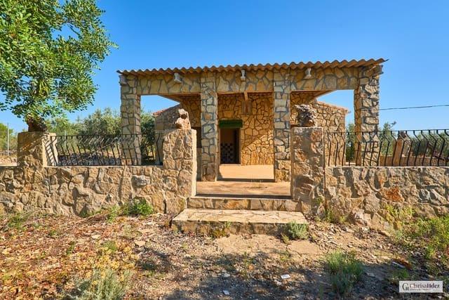 3 chambre Finca/Maison de Campagne à vendre à Chella avec garage - 90 000 € (Ref: 5359742)