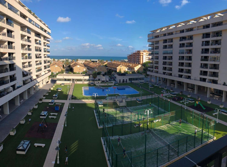 1 bedroom Apartment for rent in Alboraya / Alboraia with pool garage - € 800 (Ref: 5170238)