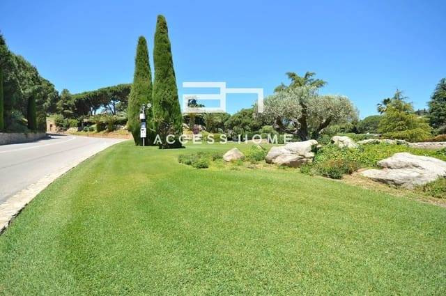 Terreno Não Urbanizado para venda em Sant Andreu de Llavaneres - 1 150 000 € (Ref: 5744129)