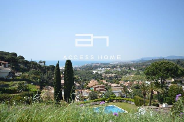Terre non Aménagée à vendre à Caldes d'Estrac - 280 000 € (Ref: 5744132)