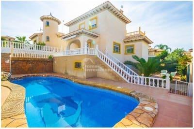 3 sovrum Villa att hyra i Orihuela Costa med pool - 800 € (Ref: 5453649)