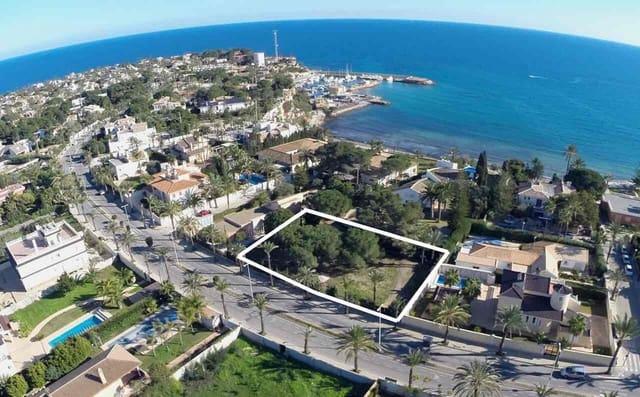 Solar/Parcela en Cabo Roig en venta - 990.000 € (Ref: 5509648)