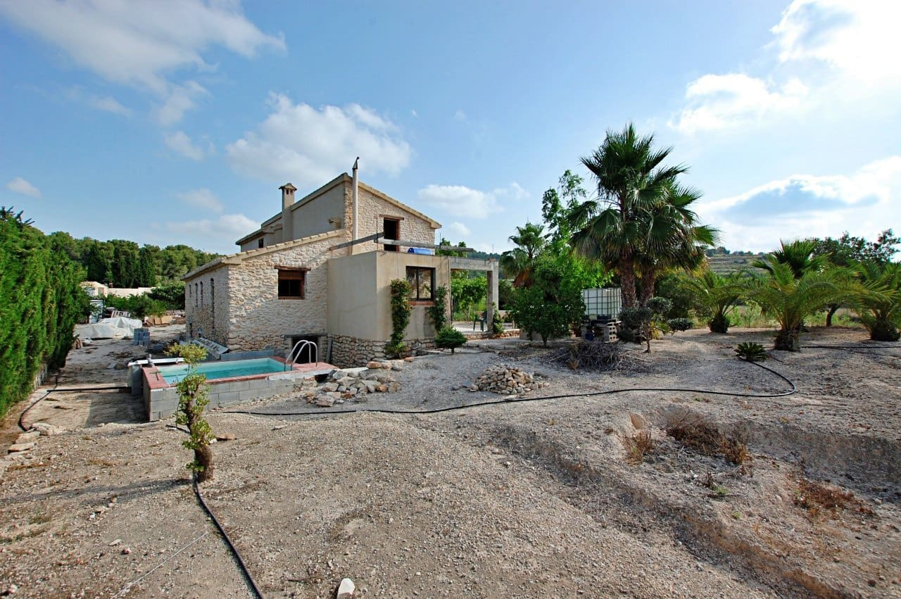 3 bedroom Finca/Country House for sale in Teulada - € 493,000 (Ref: 4799062)