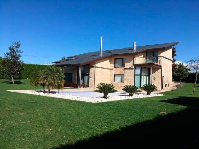 4 slaapkamer Villa te koop in Cambados met zwembad garage - € 1.200.000 (Ref: 4813304)