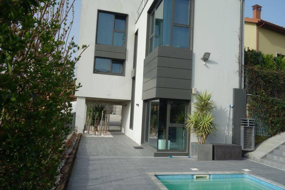 5 camera da letto Villa in vendita in A Pobra do Caraminal con piscina garage - 550.000 € (Rif: 5979546)