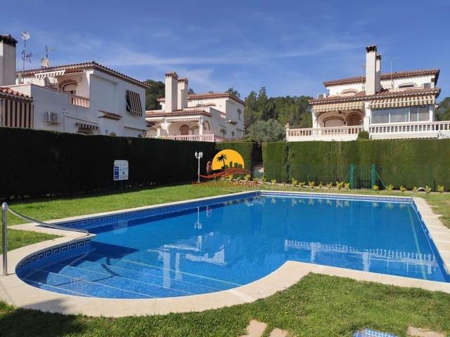 3 makuuhuone Rivitalo myytävänä paikassa Mont-roig del Camp mukana uima-altaan - 135 000 € (Ref: 5994837)