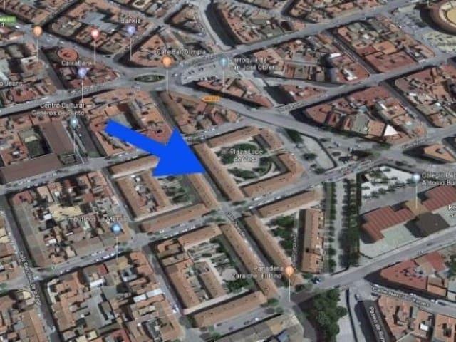 2 chambre Appartement à vendre à Cieza - 34 000 € (Ref: 5904787)