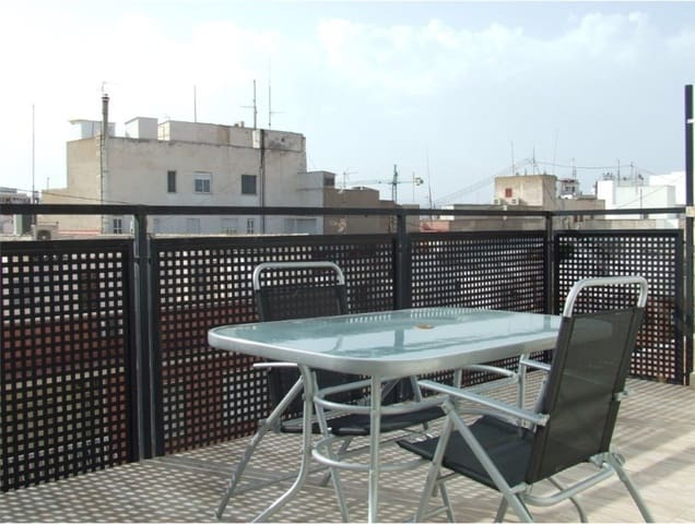 1 soveværelse Penthouse til leje i Murcia by - € 750 (Ref: 6254673)