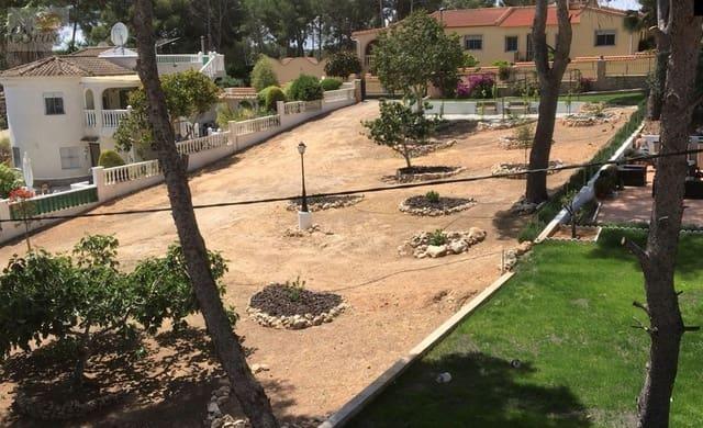 Rakentamaton maa myytävänä paikassa Pinar de Campoverde - 160 000 € (Ref: 5900259)