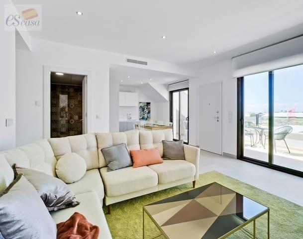 2 makuuhuone Huoneisto myytävänä paikassa Pilar de la Horadada mukana uima-altaan - 166 900 € (Ref: 6057352)