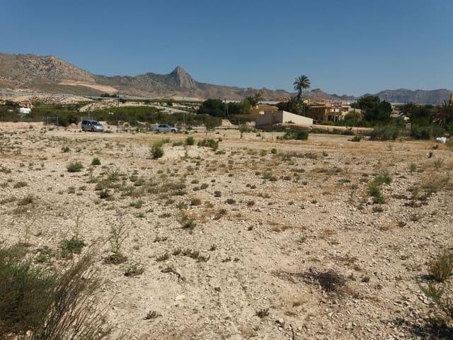 Byggegrund til salg i Abanilla - € 49.000 (Ref: 4805478)