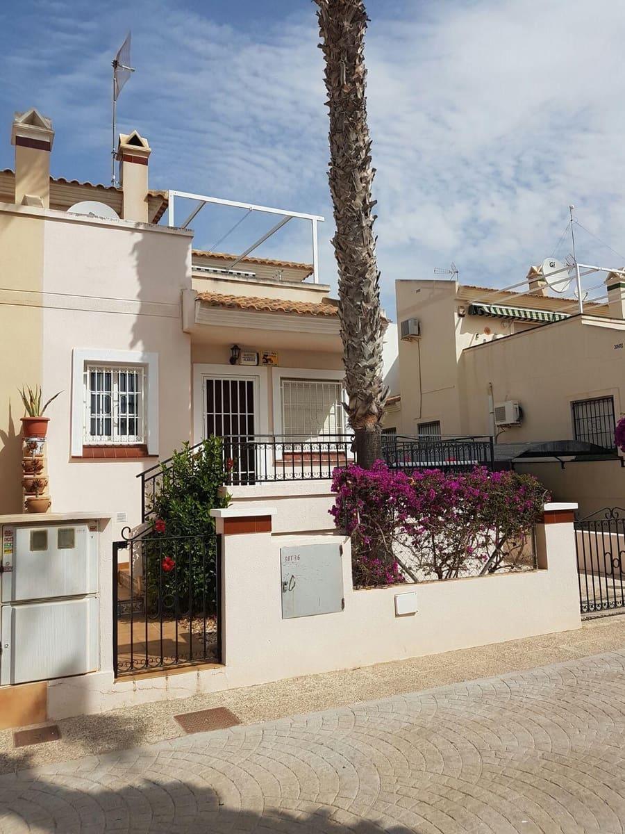 Chalet de 3 habitaciones en Playa Flamenca en venta con piscina garaje - 138.000 € (Ref: 4967547)