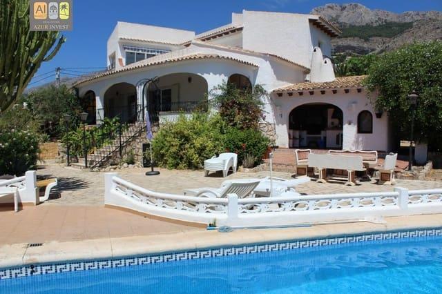 Chalet de 5 habitaciones en Galera de las Palmeras en venta con piscina garaje - 630.000 € (Ref: 4803999)