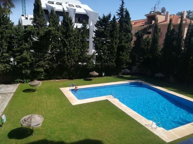 1 slaapkamer Appartement te huur in Artola met zwembad garage - € 600 (Ref: 5504343)