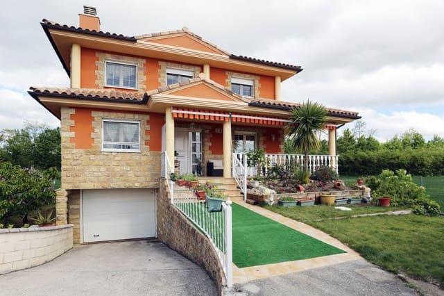 4 camera da letto Villetta a Schiera in vendita in Galar con garage - 430.000 € (Rif: 4845108)
