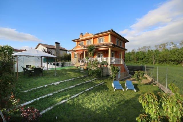 4 sovrum Radhus till salu i Galar med garage - 430 000 € (Ref: 4845108)