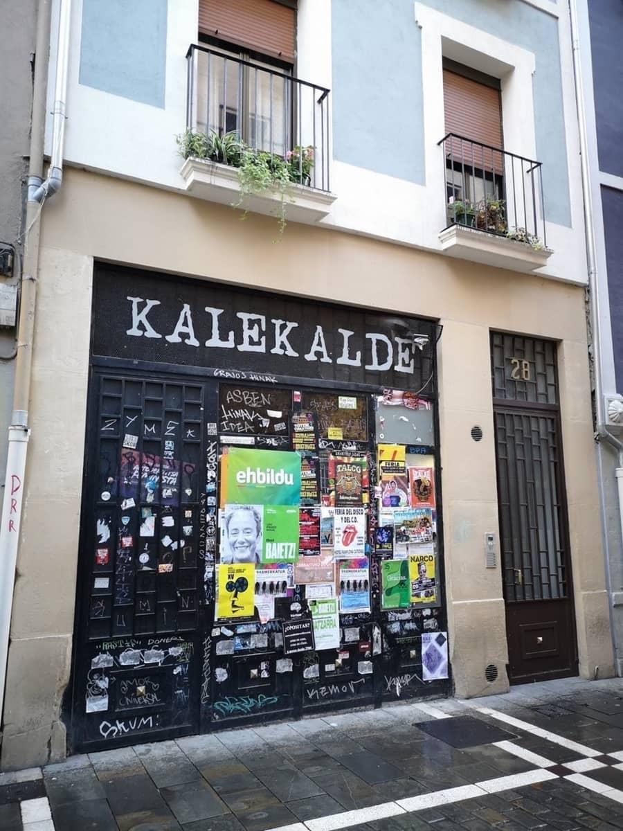 Kommersiell til leie i Pamplona - € 500 (Ref: 4870471)