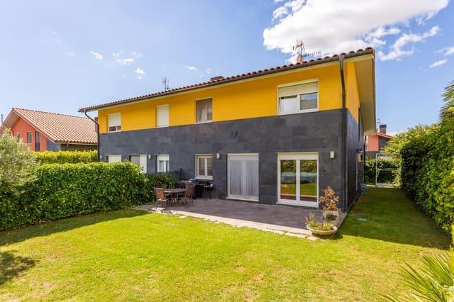 4 chambre Villa/Maison Mitoyenne à vendre à Noain avec garage - 259 500 € (Ref: 5085382)