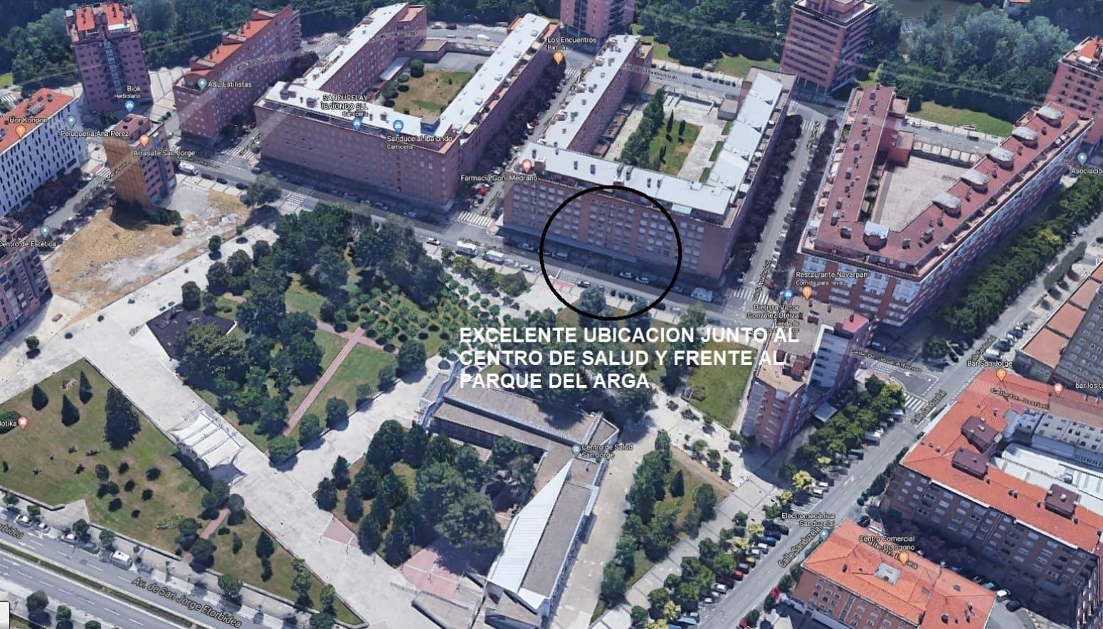 Kommersiell til leie i Pamplona - € 500 (Ref: 5473756)