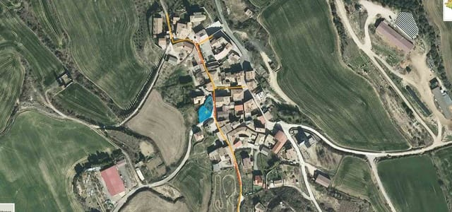 Działka budowlana na sprzedaż w Orisoain - 75 000 € (Ref: 5613423)