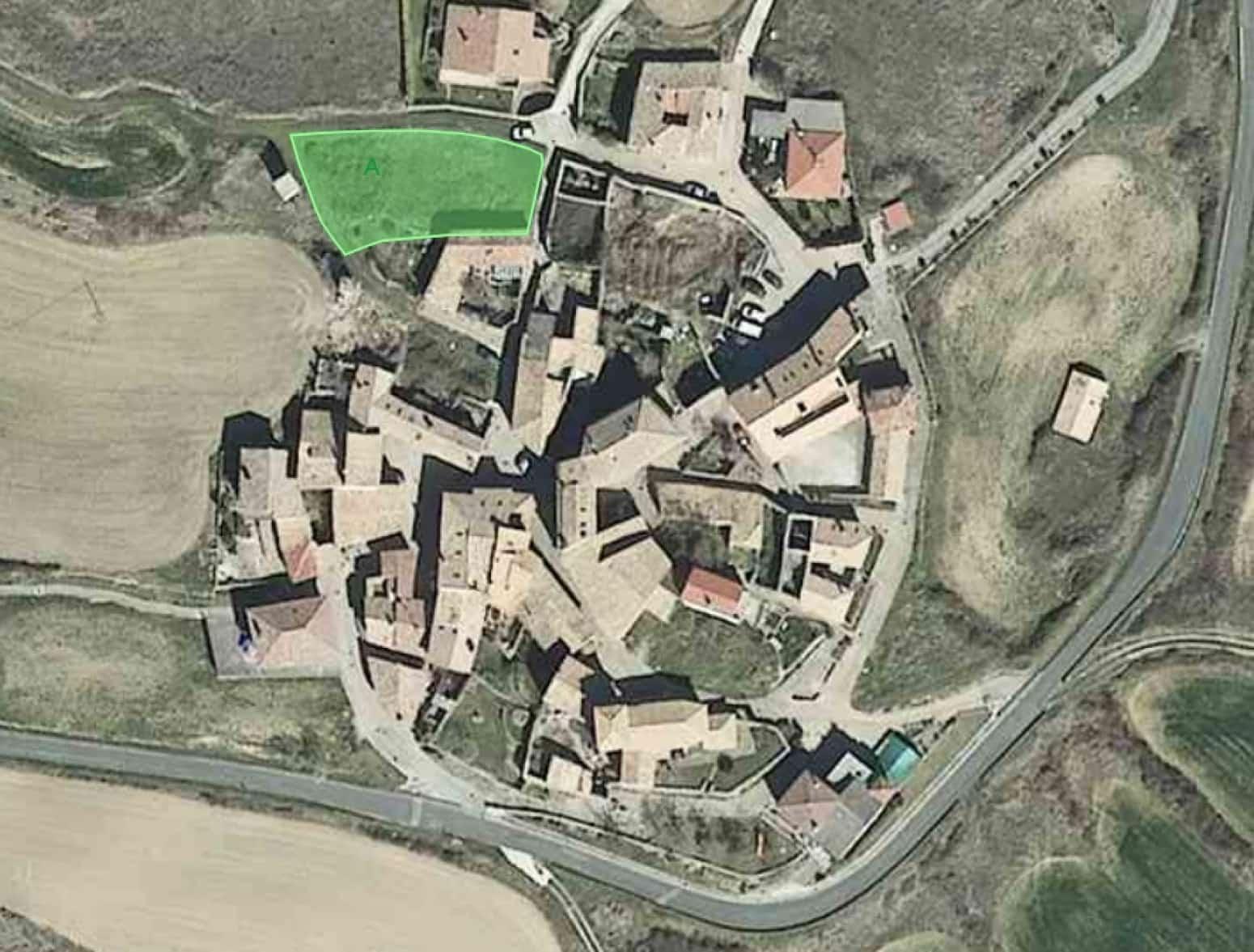 Byggetomt til salgs i Leoz - € 45 000 (Ref: 5614142)