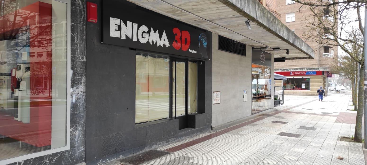 Gewerbe zu verkaufen in Pamplona / Iruna - 200.000 € (Ref: 5967877)