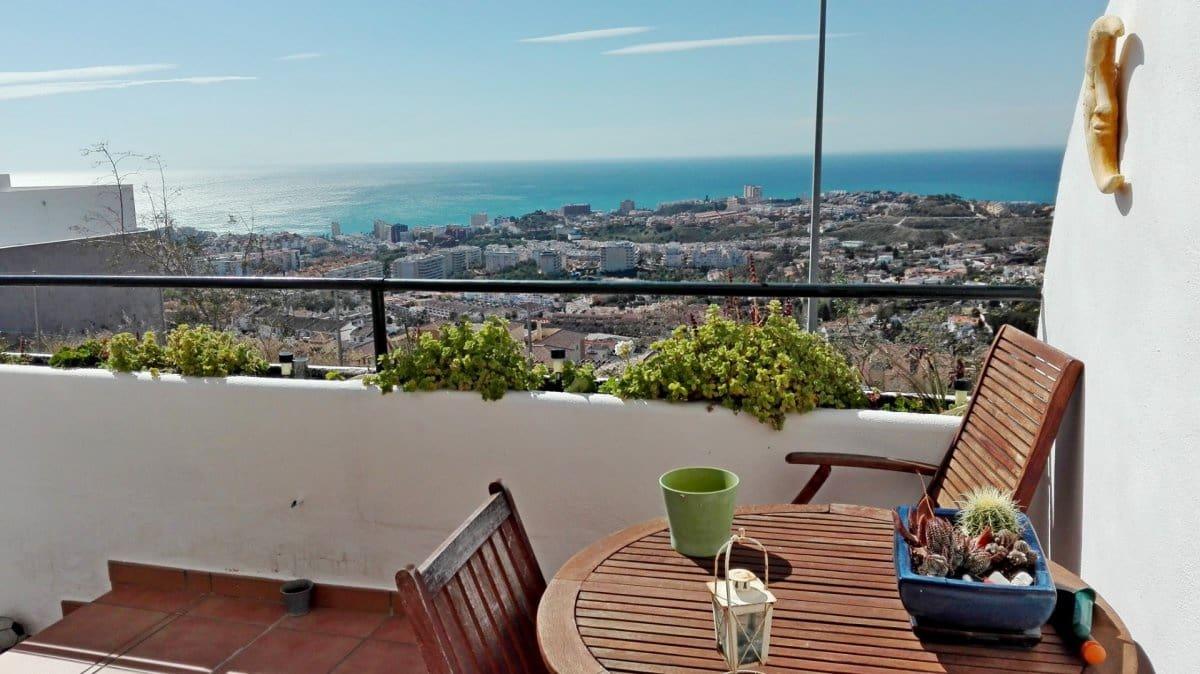 4 bedroom Terraced Villa for sale in Benalmadena with garage - € 235,000 (Ref: 5137822)