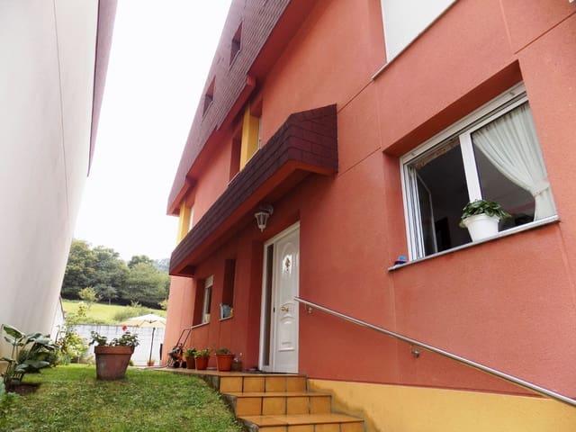 4 sypialnia Dom blizniak na sprzedaż w Pravia z garażem - 226 900 € (Ref: 4804256)
