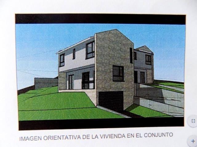 3 sypialnia Dom blizniak na sprzedaż w Pravia z garażem - 210 000 € (Ref: 5756461)