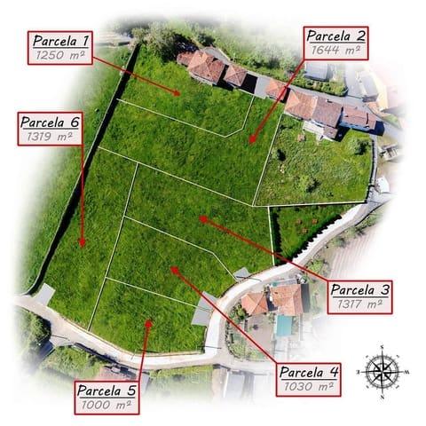 Terre non Aménagée à vendre à Pravia - 49 000 € (Ref: 5759884)