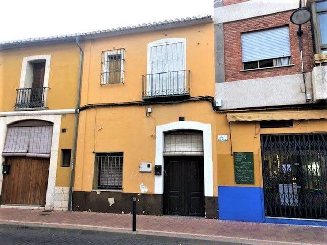 Casa de 6 habitaciones en Ondara en venta con garaje - 189.000 € (Ref: 5036238)