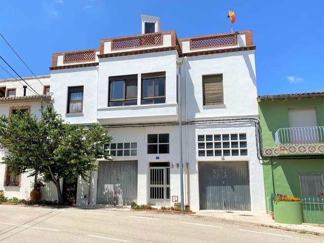 6 chambre Maison de Ville à vendre à Vall de Gallinera avec garage - 295 000 € (Ref: 5317925)
