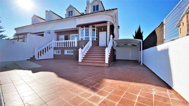 4 slaapkamer Halfvrijstaande villa te koop in Gandia met zwembad - € 264.000 (Ref: 5709823)