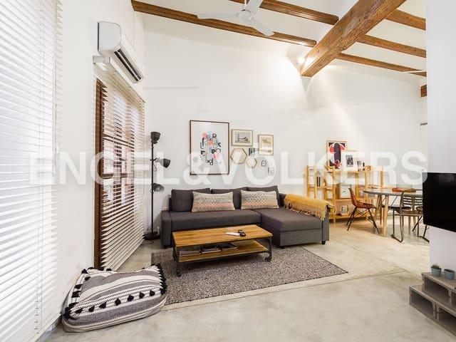 Pareado de 1 habitación en València ciudad en venta - 230.000 € (Ref: 4875235)