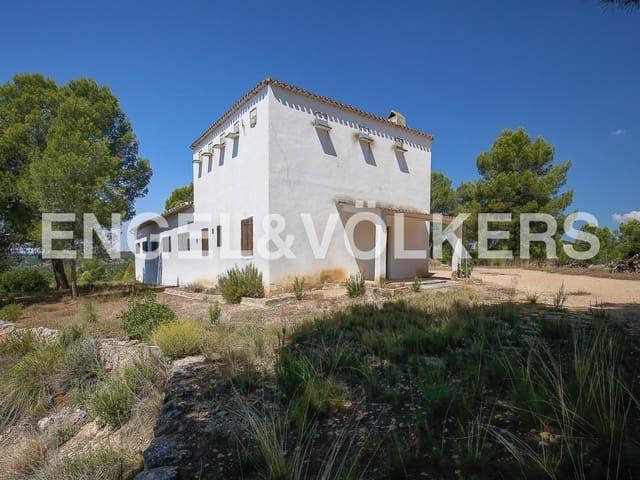 Finca/Casa Rural de 1 habitación en Venta del Moro en venta - 950.000 € (Ref: 4883234)