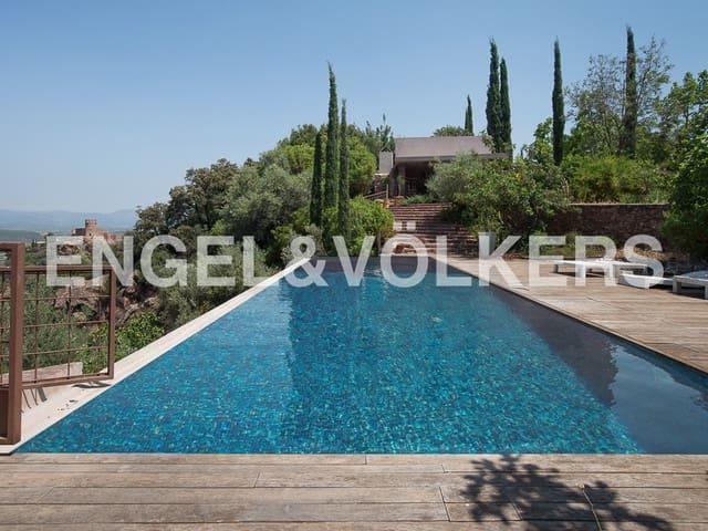 4 soverom Villa til salgs i Cabanes med svømmebasseng garasje - € 1 890 000 (Ref: 4883379)