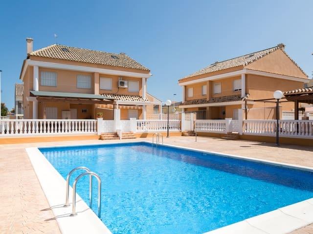4 Zimmer Reihenhaus zu verkaufen in Sueca mit Pool Garage - 310.000 € (Ref: 4947930)
