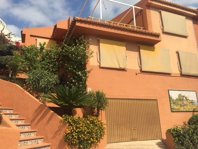 4 sovrum Semi-fristående Villa att hyra i Cullera med pool garage - 1 200 € (Ref: 4948139)