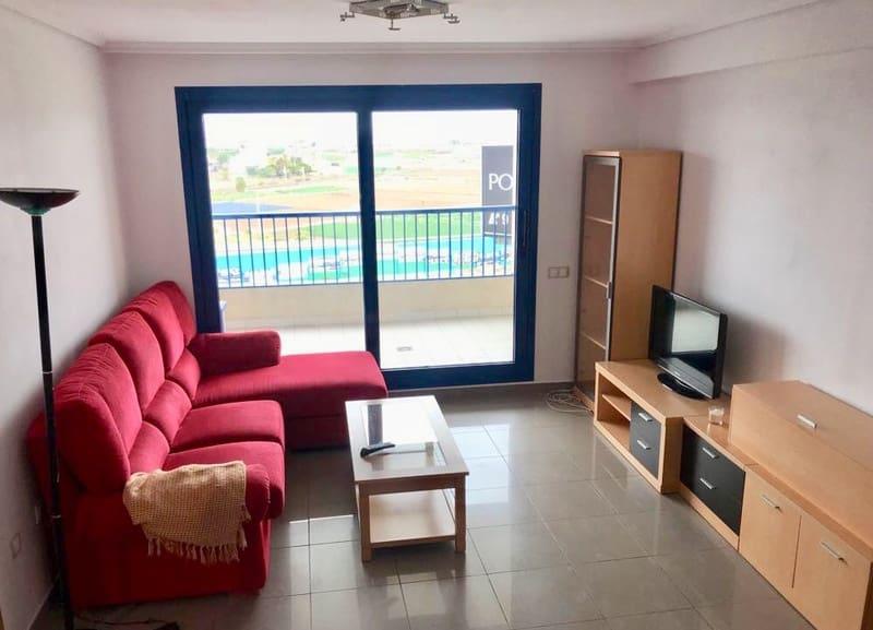 2 bedroom Flat for rent in Alboraya / Alboraia with pool garage - € 1,000 (Ref: 4948327)