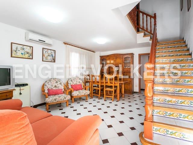 4 Zimmer Reihenhaus zu verkaufen in Sueca mit Garage - 270.000 € (Ref: 5012528)